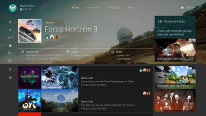 Microsoft Ships First Xbox One Creators Update Build to Some Insiders