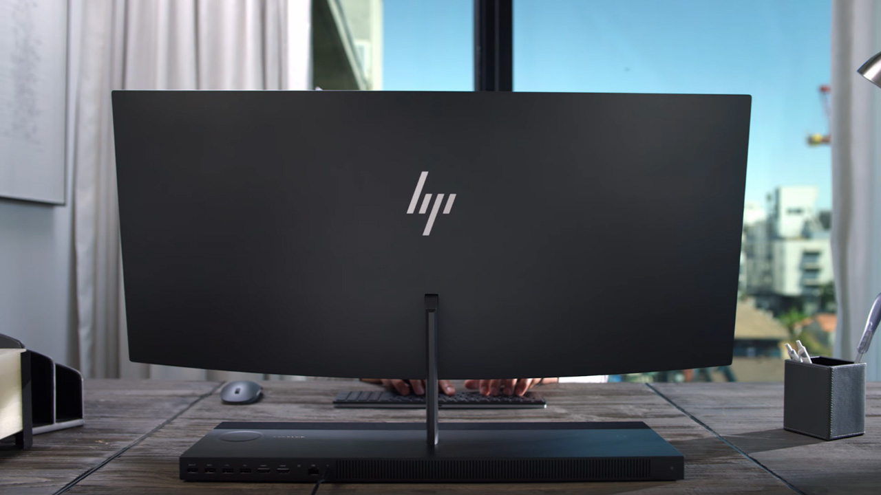 The Morning After: HP ENVY Curved All-in-One PC (2017