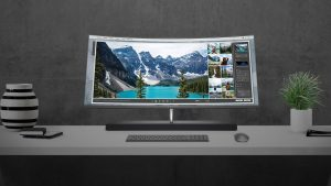 HP ENVY Curved All-in-One PC (2017) First Impressions