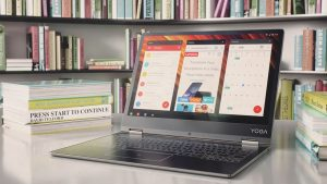 Lenovo Yoga A12 Android Tablet First Impressions