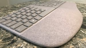 Microsoft Surface Ergonomic Keyboard Review