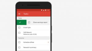 Gmail for Android Now Supports Exchange Tasks