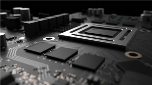 A New Hint for Project Scorpio's VR/MR Guessing Game