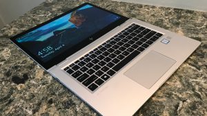 HP EliteBook x360 G2 First Impressions