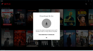 Netflix Finally Brings Offline Support to Windows 10