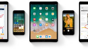 Hands On with the iOS 11 Beta
