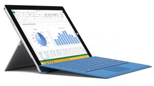Microsoft Issues a Small Firmware Update for Surface Pro 3