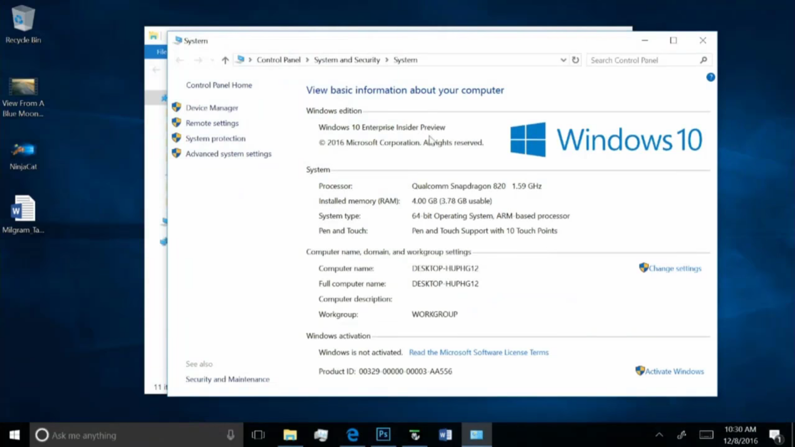 If Windows 10 on ARM Works Properly, It Will Be Boring