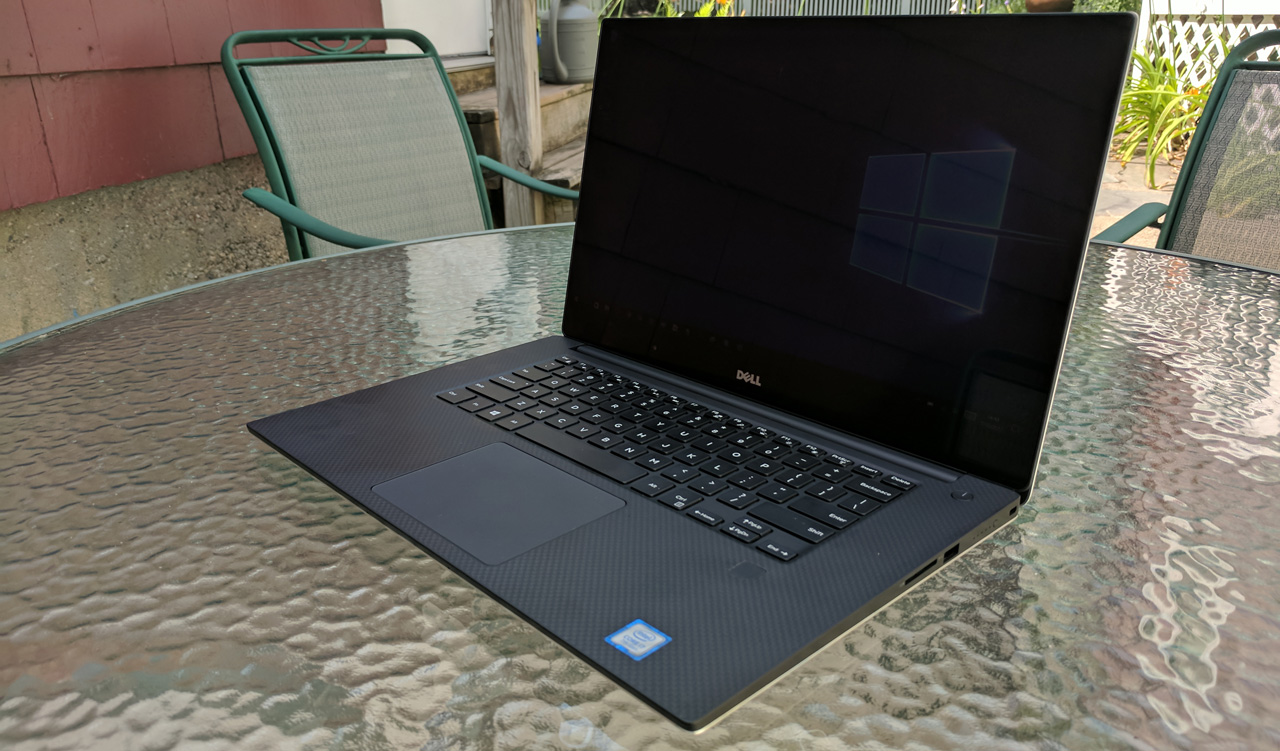 Dell XPS 15 (2017) Review: Your Portable Workstation Has