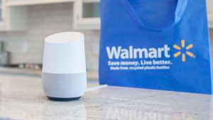 Google Partners with Walmart for Voice Shopping