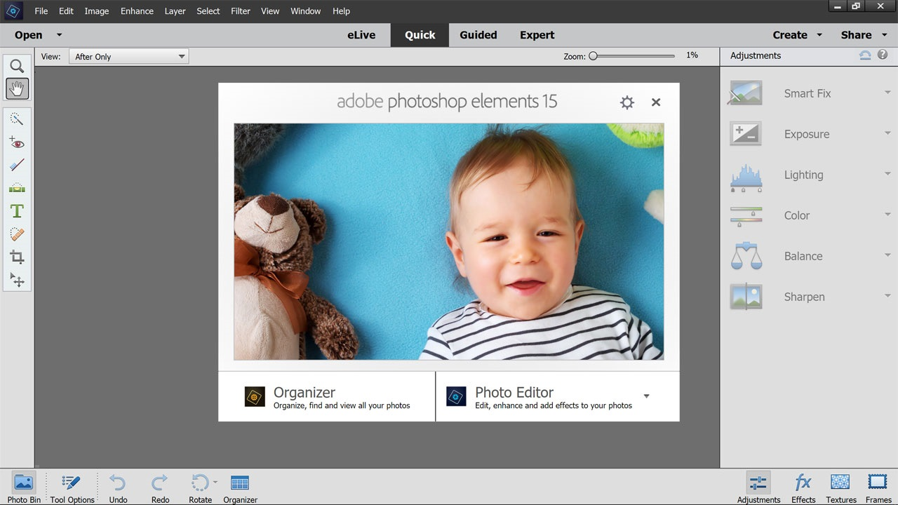 Adobe Issues a Workaround for Photoshop Elements 15 on Windows 10 S