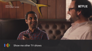Google Assistant Arrives on Android TV