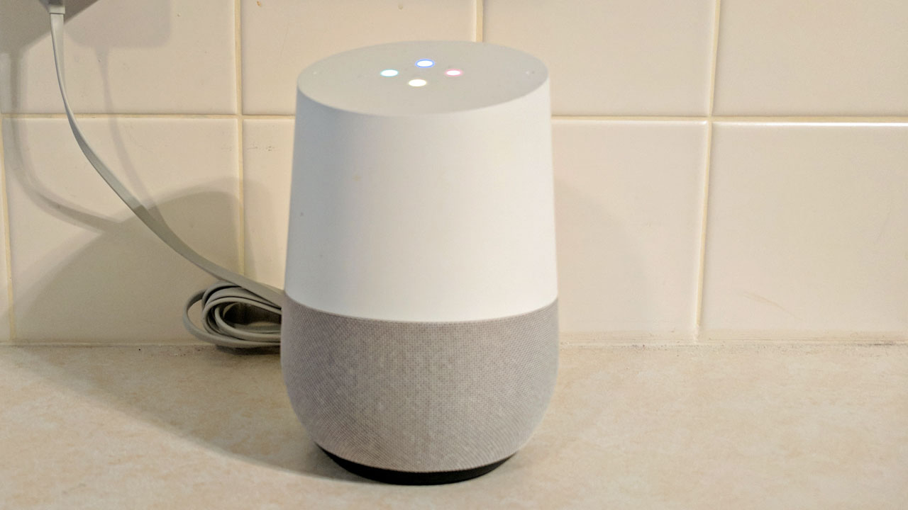 Hands, Er, Off with Google Home Hands-Free Calling