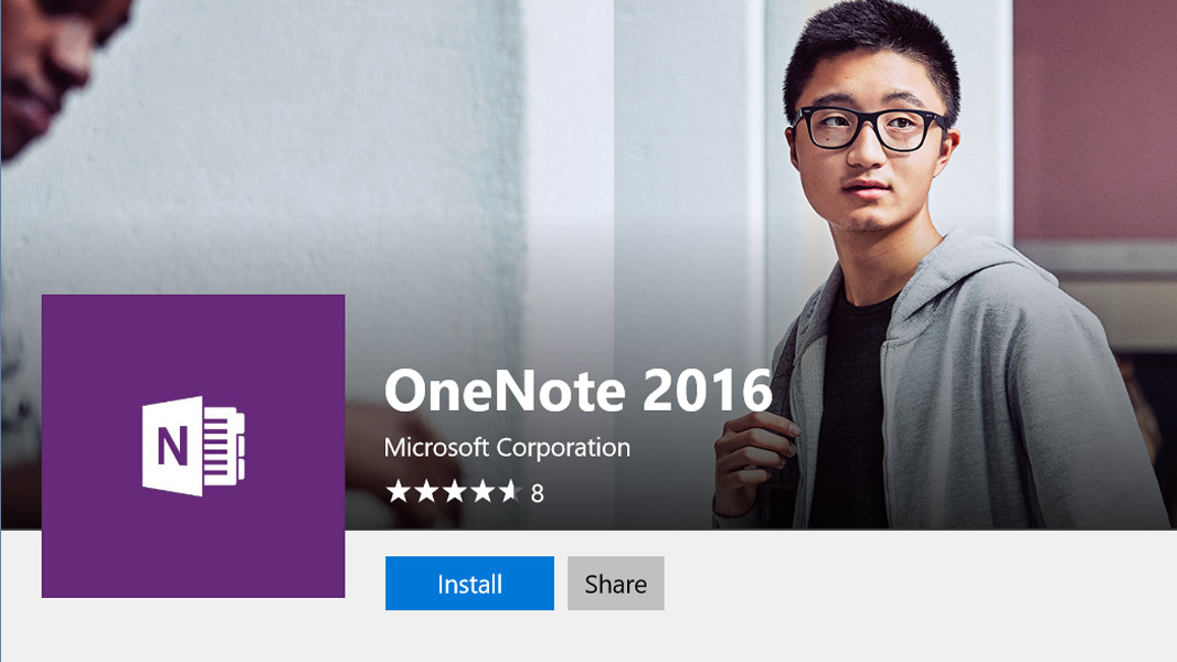 Tip: You Can Install OneNote 2016 from Windows Store Too - Thurrott com