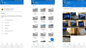 Microsoft is Consolidating its OneDrive Mobile UIs