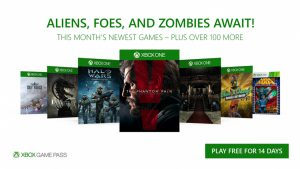 Seven New Titles are Coming to Xbox Game Pass on November 1