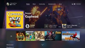 Microsoft Delivers the Fall Update for Xbox One