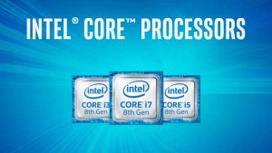 Intel Takes Its 8th Generation Processors to the Desktop