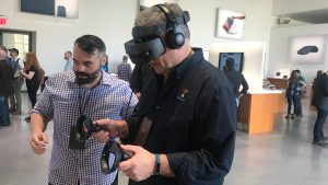 Hands-On with Windows Mixed Reality