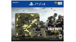 Sony Announces a Call of Duty-Themed PS4 Console
