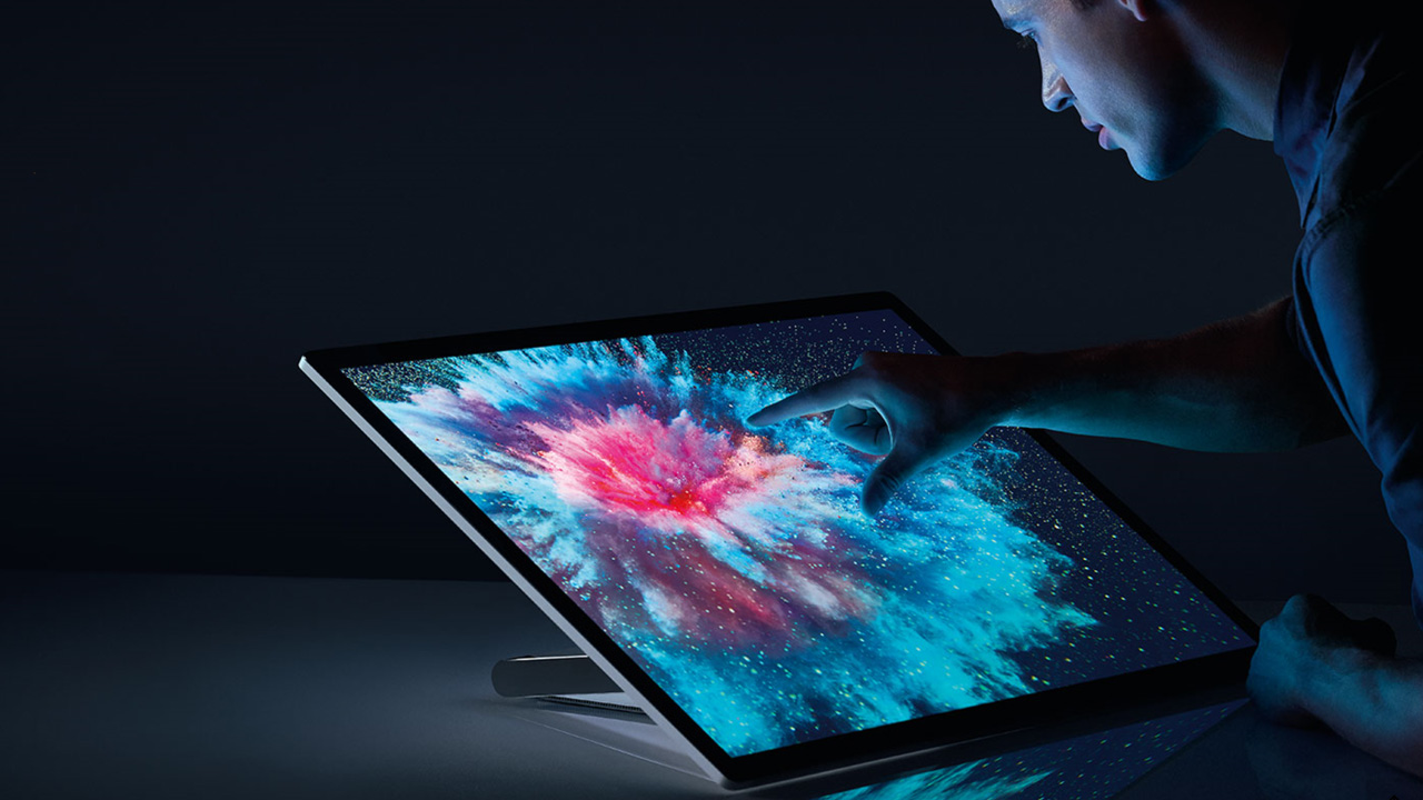 Surface Studio Just Picked Up a Ton of Firmware Updates