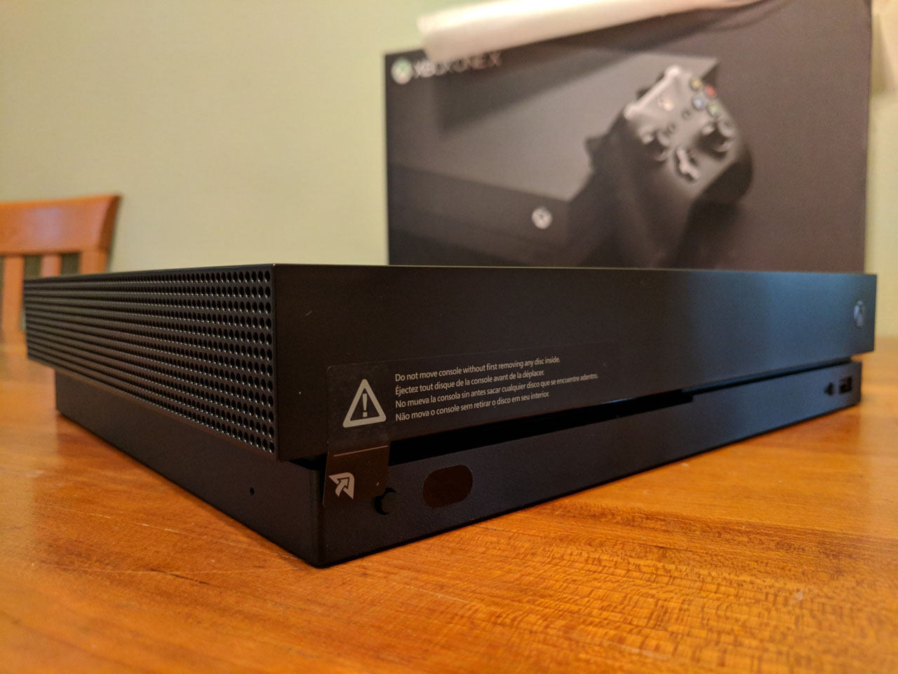 Xbox One Unboxing Xbox One X Unbo...