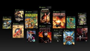 Original Xbox Games Arrive on Xbox One