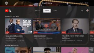 YouTube TV is Finally Coming to TVs
