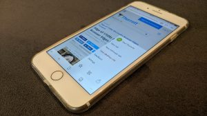 Microsoft Edge Preview is Updated on iPhone