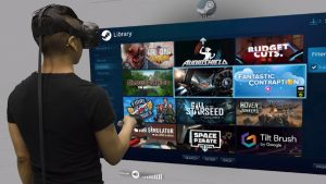 SteamVR is Coming to Windows Mixed Reality Next Week