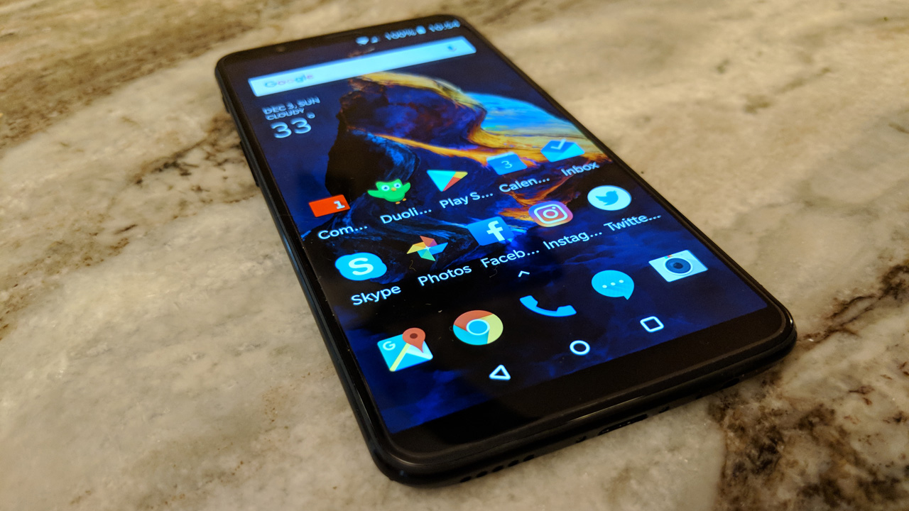 OnePlus 5T Review: We Have a Winner - Thurrott com