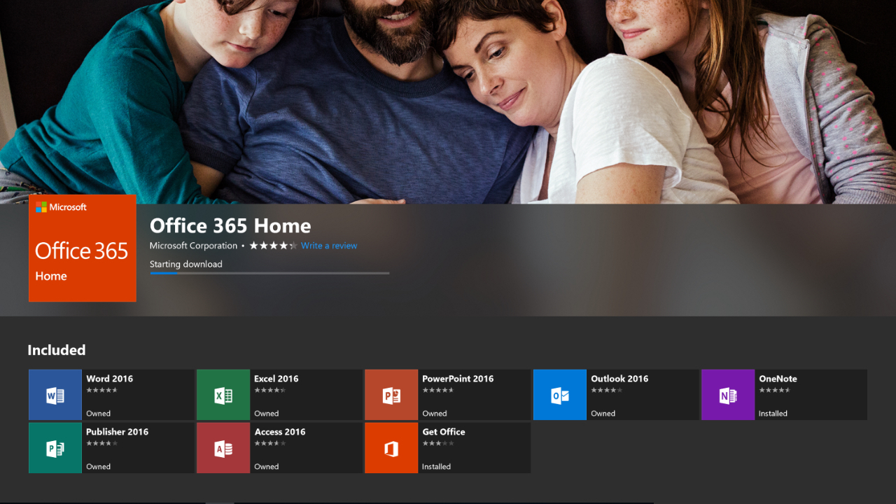 Office 365 Apps Now Available to Everyone in the Windows 10