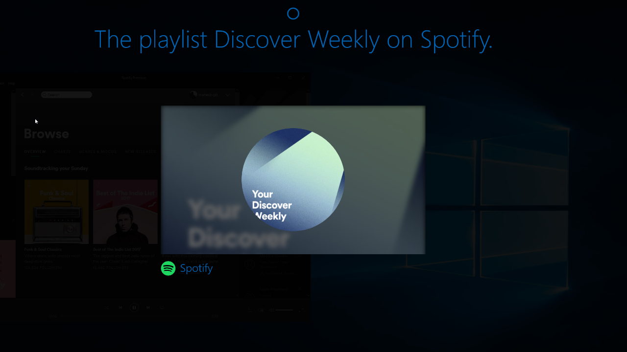 You Can Now Control Spotify Using Your Voice With Cortana in