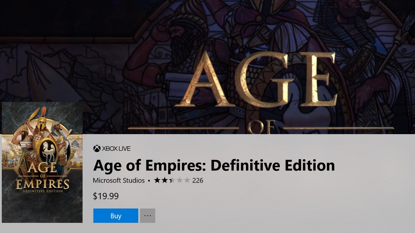 age of empires 3 definitive edition mac