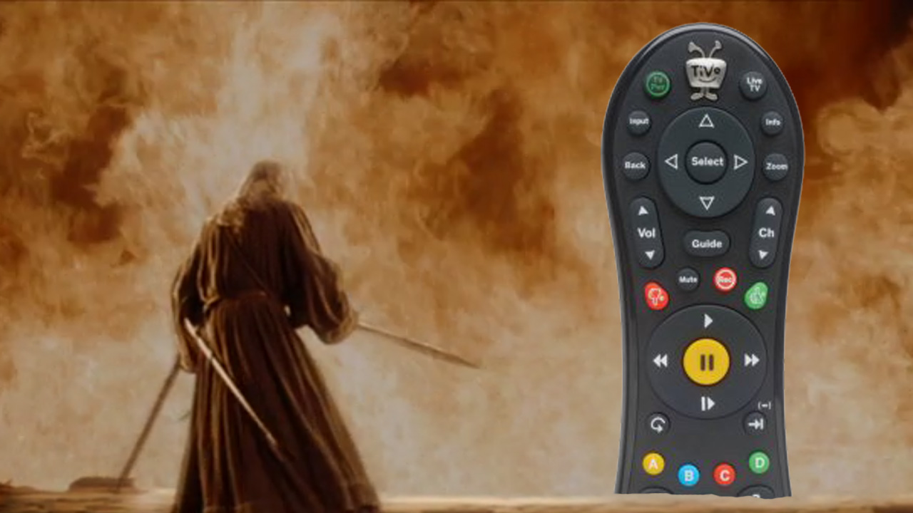 Paul's Tech Makeover: Stepping Back from the Cable TV Abyss