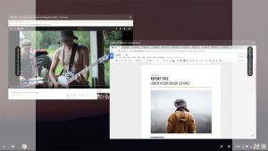 Google is Adding Split-Screen Support for Android Apps on Chromebook