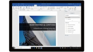 Office 365 February Updates Including Improvements to Word, Teams, and StaffHub