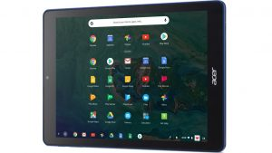 Google Brings Chrome OS to Tablets