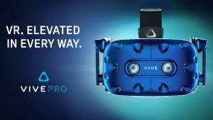 VIVE Presses Reset on its VR Headset Lineup