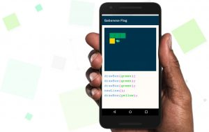 Learn to Code ... with a Mobile App?