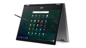 Acer Goes Back to School with New PCs, Chromebooks