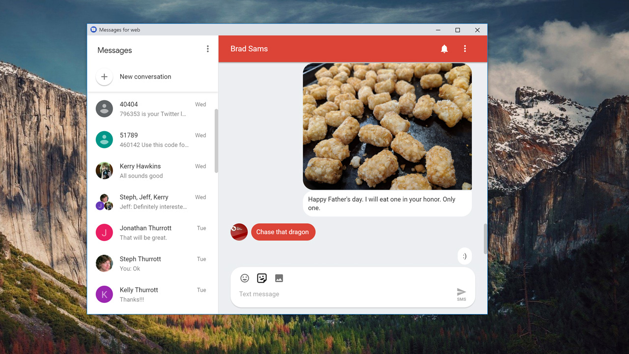 Hands-On with Google Messages for Web - Thurrott com