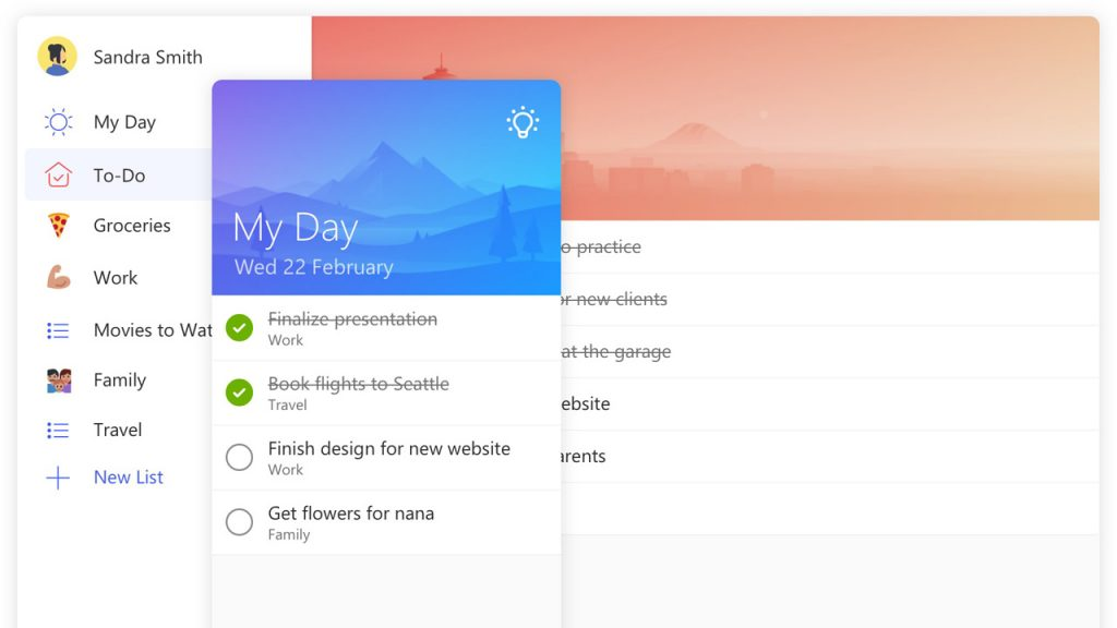 Microsoft To-Do updated on iOS with faster sync, handful of UI tweaks