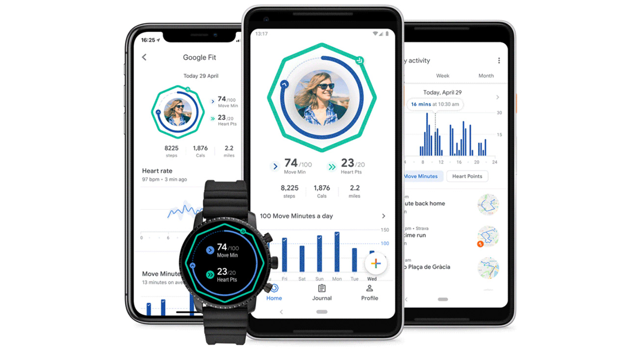 Google Shutting Down Google Fit Website to Focus on Android