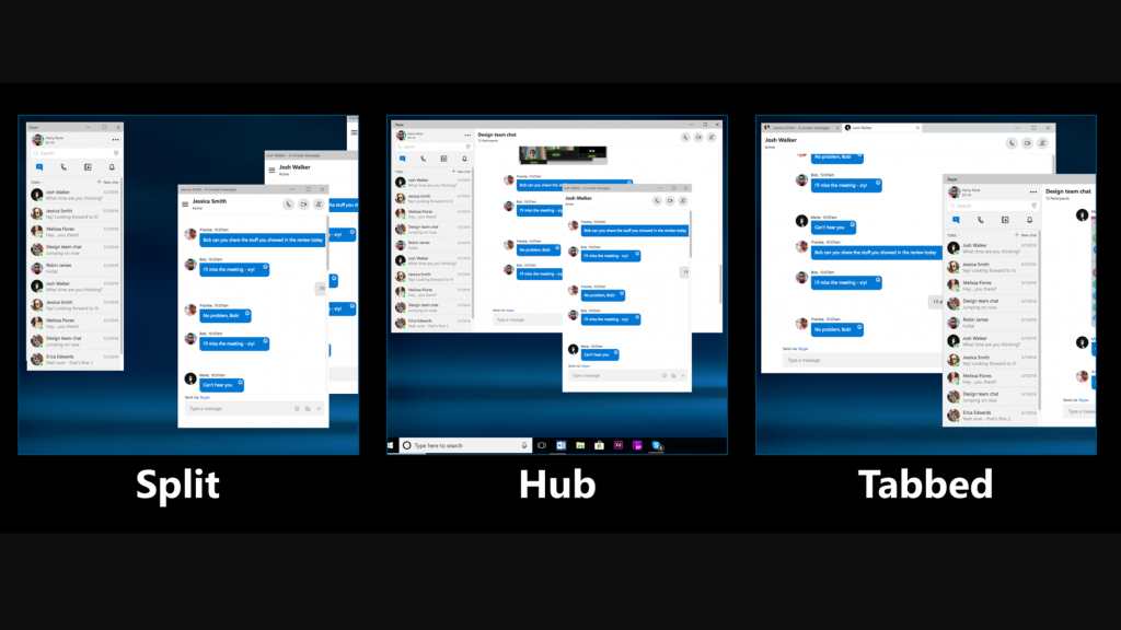 Microsoft's Working to Bring Back the 'Compact View' to