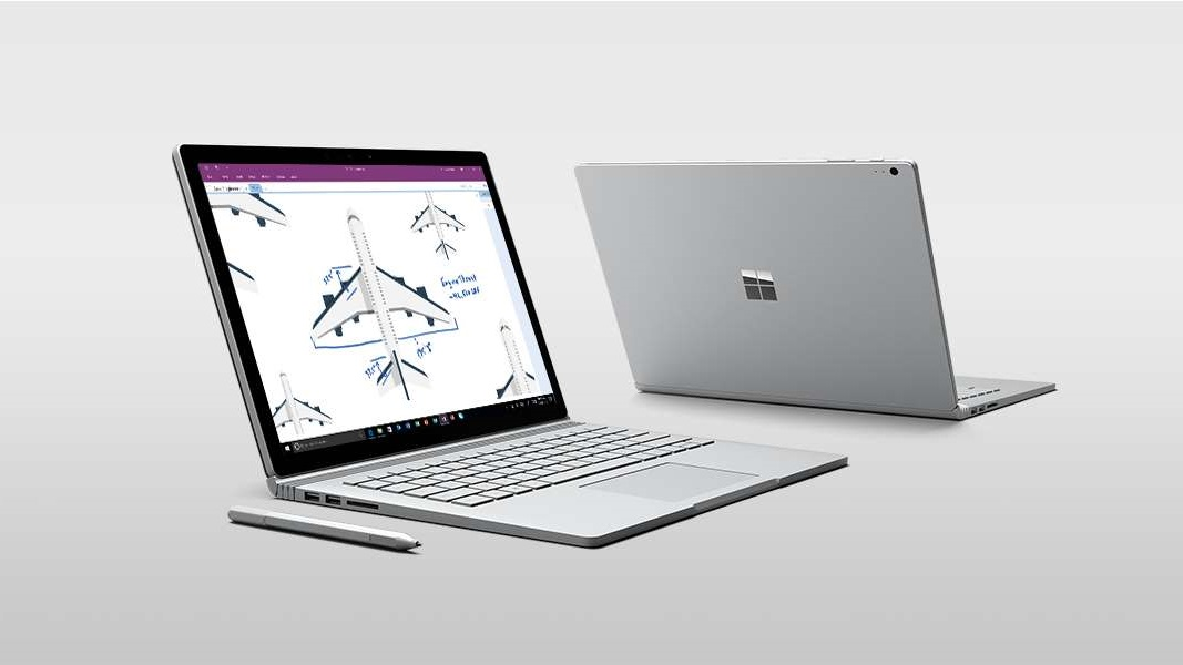 Surface Book Picks Up Its Own Massive Set of Updates