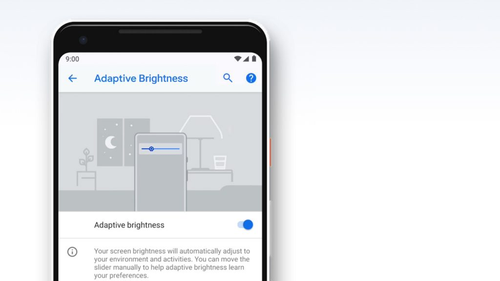 Android 9 Pie Feature Focus: Adaptive Brightness - Thurrott com