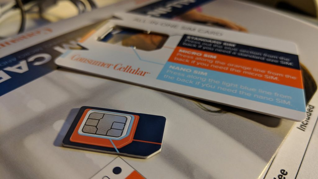 Hands-On with Consumer Cellular - Thurrott com