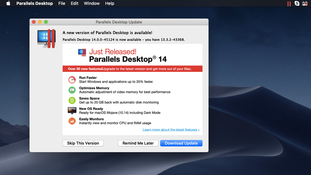 Parallels 3 For Mac