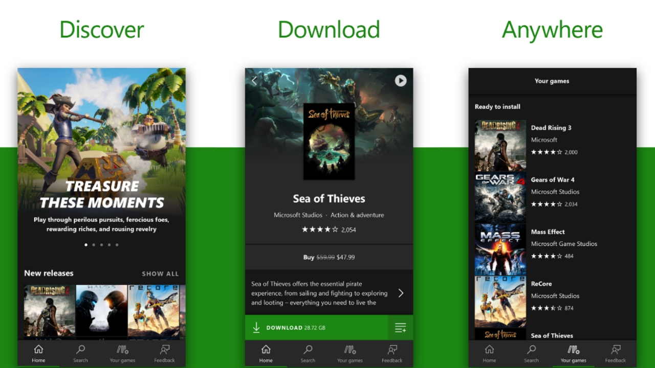Xbox Game Pass App Launches on Android and IOS - Thurrott com